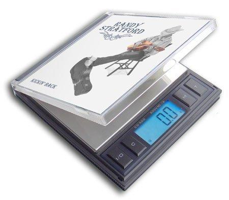 American Weigh CD-500 Compact Digital Scale 500 x 0.1 gram by American Weigh Scales Cd500 Cd