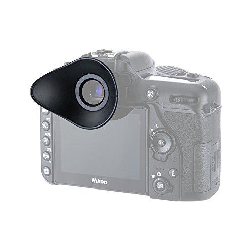 JJC Fotocamera Oculare per Nikon D7500 D7200 D7100 D7000 D5600 D5500 D5300 D5200 D3400 D3300 D3200 D750 D610 D600 D300 D90 D80 etc. Sostituisce l'oculare Nikon DK-20, DK-21, DK-23, DK-24, DK-25