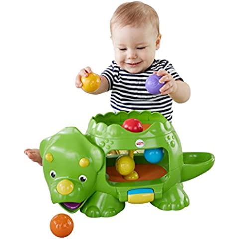 Fisher-Price Double Poppin' Dino by Fisher-Price