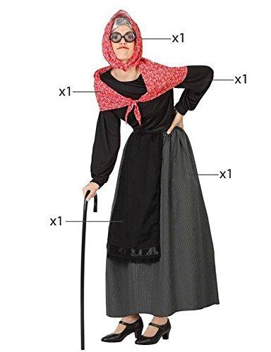 Frau XL (Alte Frau Kostüm)
