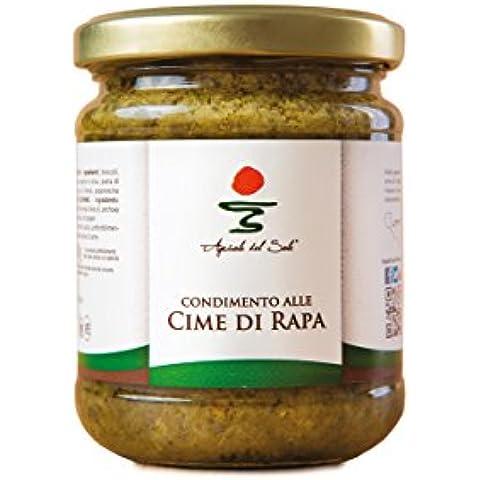 Agricola del Sole Condimento alle Cime di Rapa- 180 gr