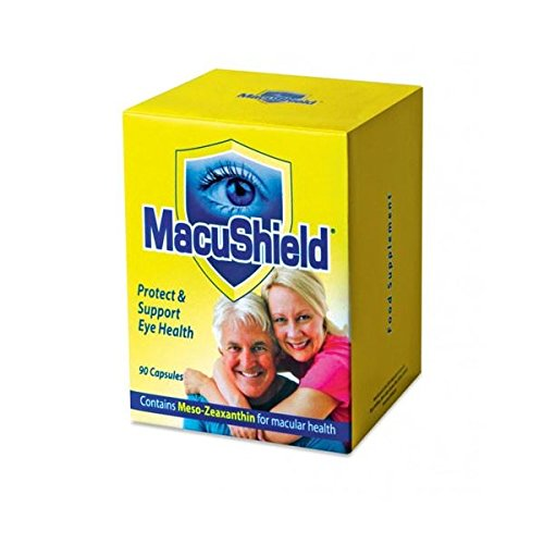 (4 PACK) - Macushield - MacuShield Capsules MCU-MCU1090 | 90's | 4 PACK BUNDLE
