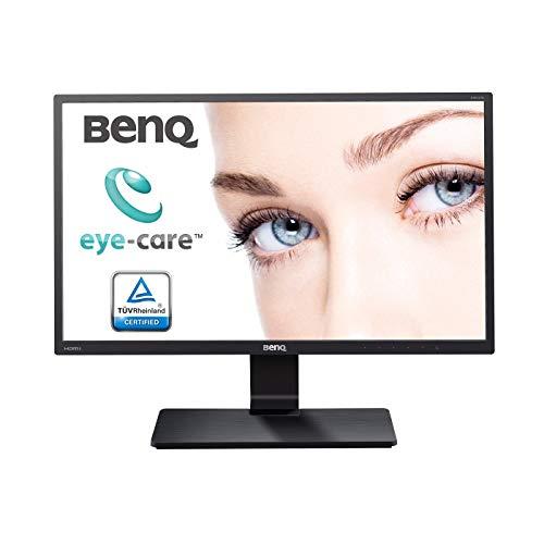 BenQ GW2270 Monitor 21.5 Pollici, FHD, VGA, DVI, Angolo di Visuale, Nero