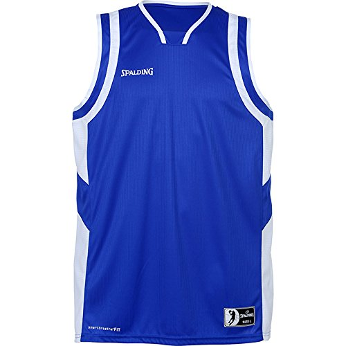 Spalding Herren All Star Tank Top, Royal/Weiß, XL (Star All Damen Short)