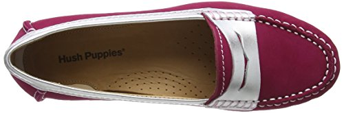 Hush Puppies Damen Riad Slipper Pink (Raspberry)