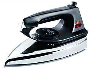 Sameer SAL1 L/X6 Electric Dry Iron,(Black)