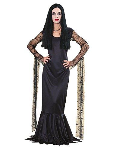 Offizielles Morticia-Kostüm aus der Addams Family™ für ()