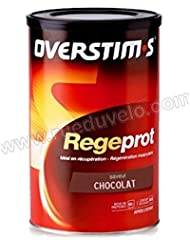 Overstims Regeprot 300 gr - Chocolate