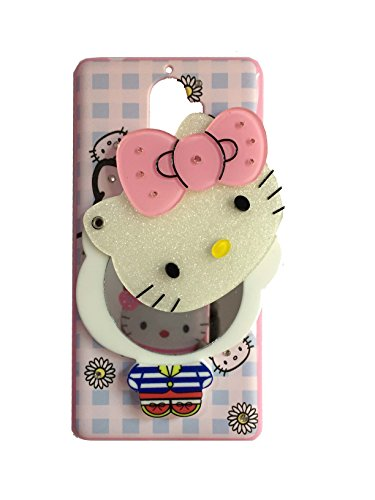 best service 793b2 8c0e3 Dream2Cool Mirror Hello Kitty Special Girl's Designer Back Case Cover for  Lenovo K8 Note (Colours May Vary)