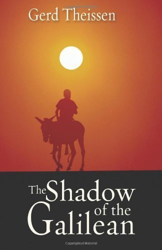 The Shadow of the Galilean: The Quest of the Historical Jesus in Narrative Form by Theissen, Gerd (2007) Paperback