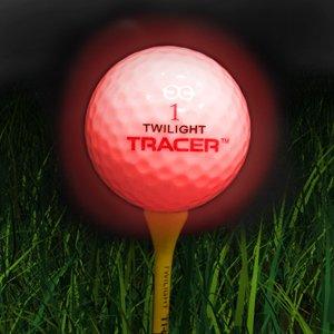 """Leuchtender Golfball """"Twilight Tracer"""""""