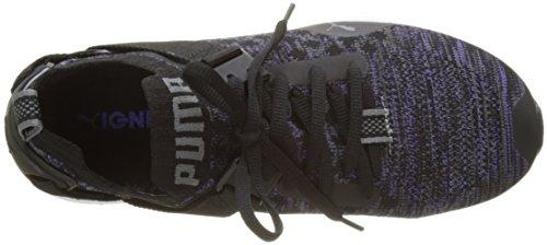 Ignite 01 Lo electric Puma Noir Purple Femme quiet Compétition Running Evoknit Shade Puma Wns de Chaussures Black SqFgwdaU