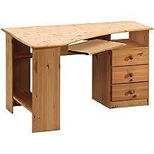 suchergebnis auf f r schreibtisch kiefer gelaugt ge lt. Black Bedroom Furniture Sets. Home Design Ideas