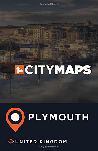 city-maps-plymouth-united-kingdom