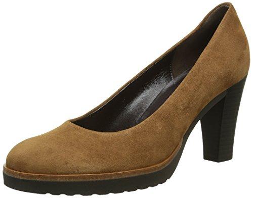 Gabor Shoes 51.220 Damen Geschlossene pumps Braun (Copper (Ra.Cuoio) 14)
