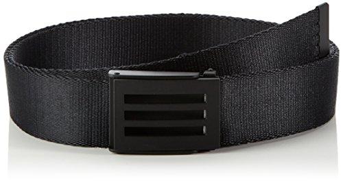 adidas Herren Gürtel Webbing Belt, Black, OSFM, AE6051