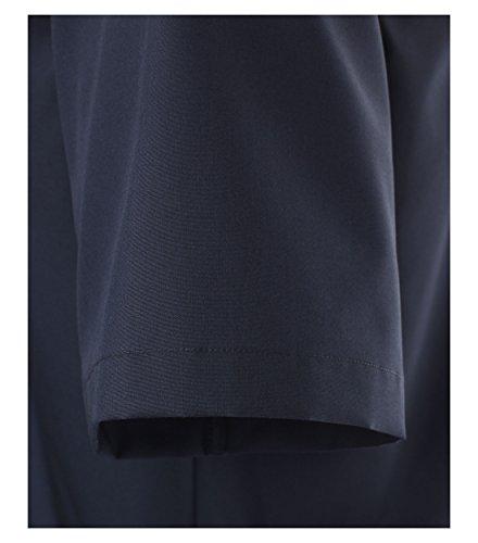 Michaelax-Fashion-Trade Camicia classiche - Basic - Classico - Maniche corte - Uomo Aqua bis Petrol (164)
