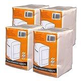 Best Distributeurs de serviettes en papier - Cabanaz Lot de 4serviettes pour distributeur 4x 250pièces Review