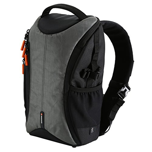 Vanguard Oslo 47GY Gray Sling Camera Bag