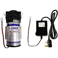 Finerfilters E-Chen 75GPD - Bomba de osmosis inversa