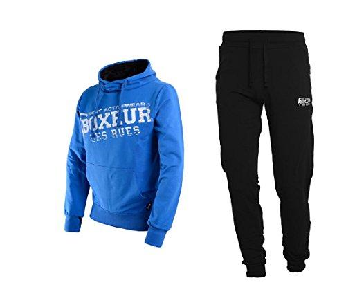 BOXEUR DES RUES - Chándal de Hombre Fight Activewear, Hombre, Fight Activewear, Royal, L