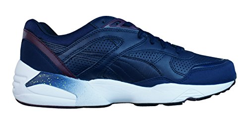 Puma Trainers - Puma R698 Trainers - Peacoat-it... Blue