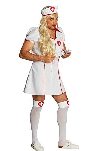 Sexy Krankenschwester für Männer (Kostüme Für Mann Den Sexy)
