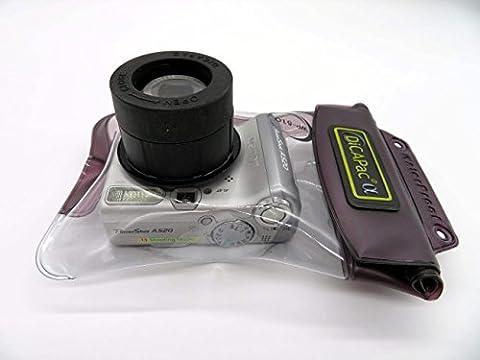 Casio Exilim EX-P A600 / EX-P A700 Appareil photo étanche Sac / étui pour appareil photo / Boîtier étanche par DiCaPAC - étanche à 10 m IPX8