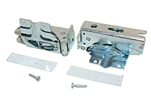 Bosch - CHARNIERES DE PORTE REFRIGERATEUR KIT 2 - 00481147