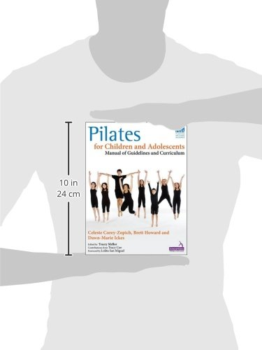 Zoom IMG-2 pilates for children and adolescents