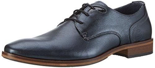 Bullboxer Herren P611 Klassische Stiefel, Blau (Navy), 45 EU