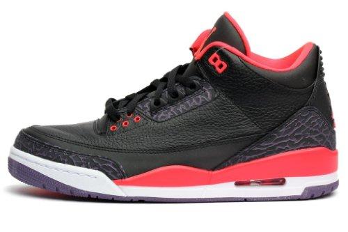 Jordan ,  Sneaker uomo Nero nero 40