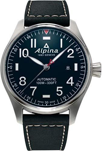 Alpina Schweizer Automatikuhr Startimer Pilot AL-525NN4S6