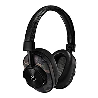 Master & Dynamic MW60 High Definition Bluetooth Wireless On-Ear Headphone - Camo/Black (B078C8NC1H) | Amazon price tracker / tracking, Amazon price history charts, Amazon price watches, Amazon price drop alerts