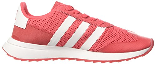 adidas Flashback, Sneaker a Collo Basso Donna Rosa (Core Pink S17/Ftwr White/Core Pink S17)