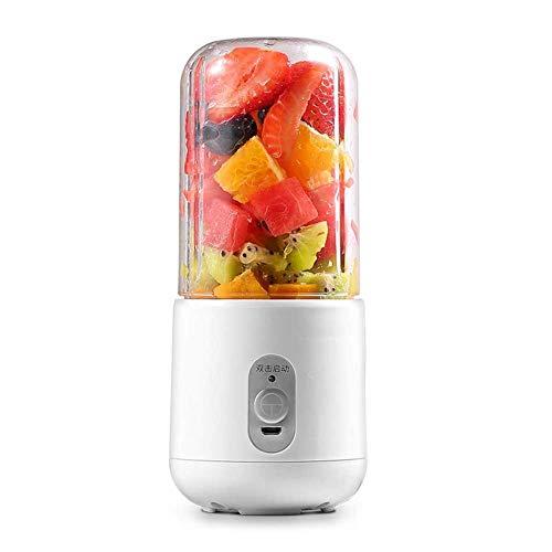Mini Elektrische Entsafter Mixer Smoothie Mixer USB Juicer Cup Tragbare Intelligente Power Off Schutz Temperaturregelung Saft Obst Maschine - Power Mixer-cup