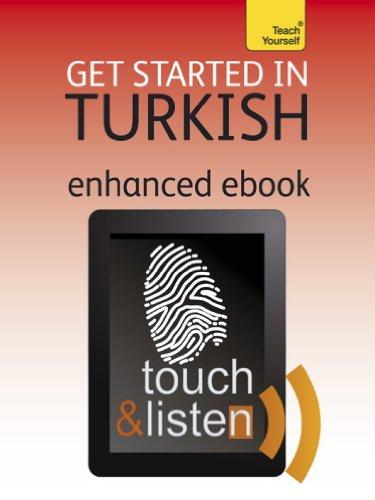 Get Started In Beginner's Turkish: Teach Yourself: Kindle audio eBook (Teach Yourself Audio eBooks) (English Edition)