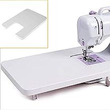 Amazing máquina de Coser Piezas de extensión Tabla de plástico para máquina de Coser doméstica,