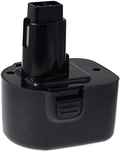 Batteria compatibile per DEWALT DW989K2H 3000mAh, NiMH, 12V, 12V, 12V, 36Wh, nero | Moda Attraente  | Di Progettazione Professionale  | Ad un prezzo inferiore  6fb416