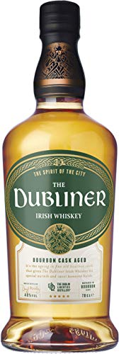 The Dubliner Bourbon Cask Aged Irish Whiskey (1 x 0.7 l)