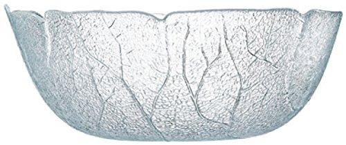 Luminarc Aspen Ensaladera Alrededor Vidrio Transparente 1 pieza(s) - Cuencos (Ensaladera, Alrededor, Vidrio, Transparente, 27 cm, 1 pieza(s))