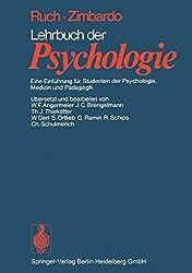 Lehrbuch der Psychologie: Eine Einführung für Studenten der Psychologie, Medizin und Pädagogik