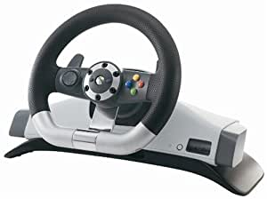 Xbox 360 Wireless Wheel (Xbox 360)