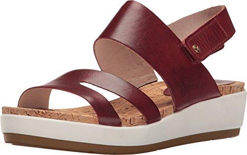 Sandal W1G-0914 Mykonos Burgundy