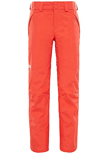 North Face W Presena Pant – Hose, Herren, Rot (Fire Brick Red)