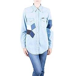 Calvin Klein Camisa Vaquera...