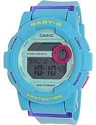 Casio Damas Baby-G Cuarzo: Batería Reloj (Modelo de Asia) BGD-180FB-2D