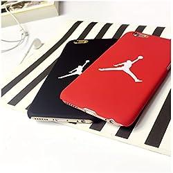 Air Jordan iPhone 6 (4.7 Zoll) funda Cover Carcasa Michael Jordan Chicago Bulls