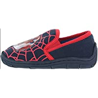 Marvel Ultimate Spiderman Boys Slippers
