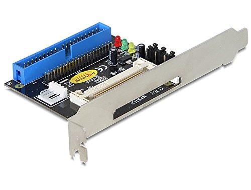 DeLock IDE zu Compact Flash CardReader Speicherkartenleser IDE für CFI/CFII/MD -